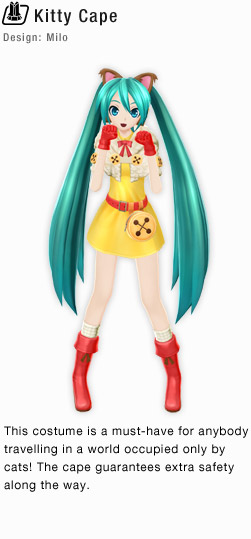 Hatsune Miku Christmas Outfit.Modules Hatsune Miku Project Diva F